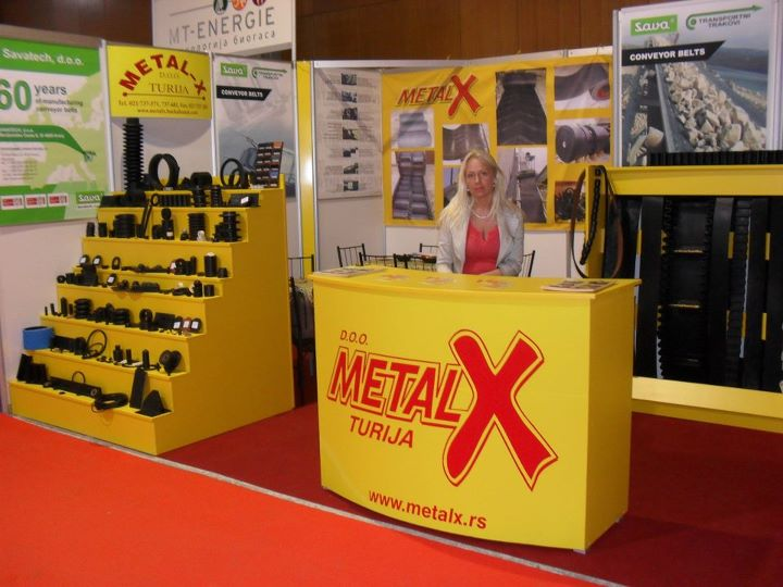 Metal-x doo na poljoprivrednom sajmu